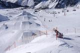 Ski- und Snowboardjumps im Skiparadies Ischgl