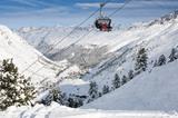Skigebiet Gurgl im hintersten Ötztal