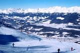 Skigebiet Kronplatz (2275 m)