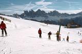 Skigebiet Plose mit Geislergruppe