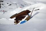 Skisitzen