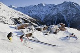 Skispaß in Hochsölden