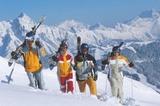 Skispaß in Tirol
