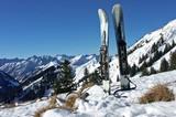 Skitour im Karwendel