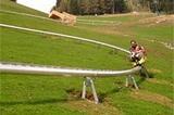 Sommerrodelbahn in Assling Osttirol