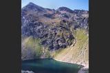 Spronser Seen: Grünsee - Naturpark Texelgruppe