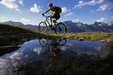 St. Anton, ein Dorado für Mountainbiker