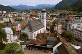 Stadtansicht Kufstein