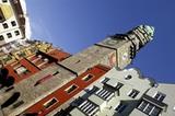Stadtturm in der Innsbrucker AltstadtStadtturm in der Altstadt