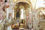 Stiftskirche im Kloster Neustift