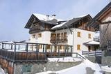 Stöffhütte im Winter