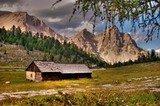 Südtirol - Naturpark Fanes, Südtirol