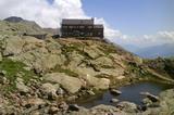 Teplitzer Hütte (2. 586 m)
