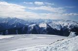 Traumkulisse im Kitzbüheler Skigebiet