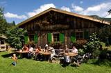 Urige Jausenhütte