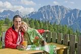 Urlaub in den Osttiroler Dolomiten