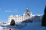 Wallfahrtsort Maria Weissenstein iim Winter