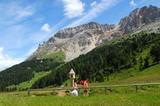 Wandern in Obereggen