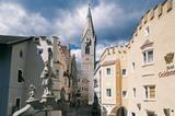 Weißer Turm in Brixen
