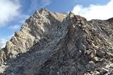 Westgrat der Hohen Geige (3.393m)