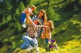Wie Sie Kindern die Lust am Wandern näherbringen können