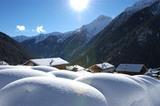 Winter im Muehlwalder-Tal