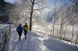 Winterrunning im Ötztal
