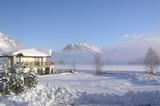 Winterstimmung im Leutaschtal