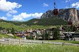 Wolkentein (1.560 m) im Gödnertal